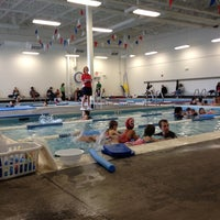 Photo taken at Tom Dolan Swim School by Jonathan F. on 10/27/2012