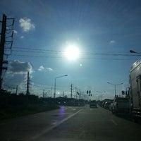 Photo taken at แยกหนองตาโผ่น by ตายไปแล้ว ส. on 9/19/2014