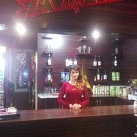 Photo taken at Cafe Paris by Tuğba C. on 12/8/2014