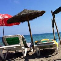 Foto tomada en Playa del Peñoncillo por Eli el 8/21/2014