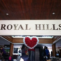 Photo taken at Royal Hills Golf Resort & Spa by Ching N. on 1/30/2013