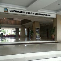 Photo taken at Glenmarie Golf & Country Club by Faiz B. on 7/1/2013