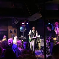 Photo taken at Mojo Blues Bar by Lennert V. on 12/31/2014