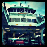 Photo taken at Edmonds-Kingston Ferry by Hit and Run H. on 5/18/2013