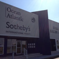Photo taken at Ocean Atlantic Sotheby's by Dustin O. on 10/5/2012