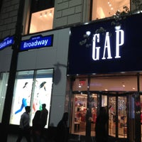 Photo taken at Gap by Brian D. on 4/26/2013