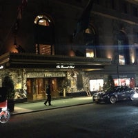 Photo taken at The Roosevelt Hotel by Brian D. on 10/21/2012