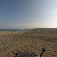 Photo taken at Dunas Chachalacas by HElio A. on 8/3/2015