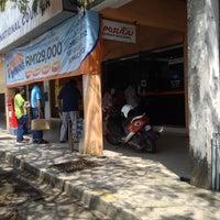 Photo taken at Pos Laju Kuantan by fyDa f. on 3/4/2013