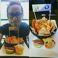 Photo taken at Pokemon Cafe Singapore by Francis M. on 12/30/2016