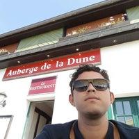 Photo taken at L'auberge De La Dune by Alexandre F. on 7/22/2016