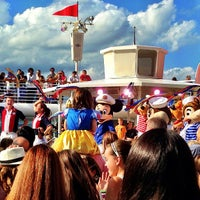 Photo taken at Disney Wonder by Jenna kim C. on 8/26/2013
