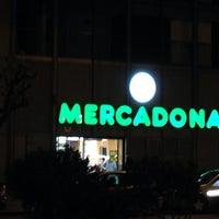Photo taken at Mercadona by Emilio A. on 12/18/2014