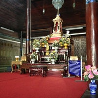 Photo taken at Wat Tan Paaklad by Bella✨ B. on 7/14/2013