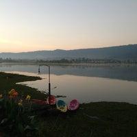 Photo taken at ภูนำ้อิงฟ้า รีสอร์ท by Bella✨ B. on 11/2/2013