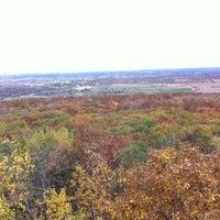 Photo taken at Blue Mound State Park by Alyssa M. on 10/6/2012