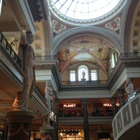 Photo taken at The Forum Shops at Caesars by Fonne on 7/16/2013
