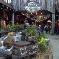 Photo taken at Ole Smoky Moonshine Distillery by Kera B. on 11/3/2012