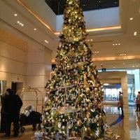 Photo taken at The Portman Ritz-Carlton, Shanghai by Sam L. on 12/6/2012