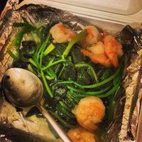 Photo taken at Yenchim Garden Restaurant by Angie R. on 2/1/2014