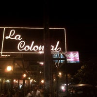 Photo taken at La Colonial by Macarena A. on 1/8/2014