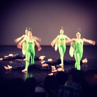 Photo taken at Paul Taylor Dance Company by Emily K. on 12/8/2013
