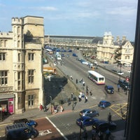 Photo taken at Holiday Inn Express Bristol City Centre by Nick P. on 6/19/2013