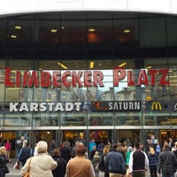 Das Foto wurde bei Einkaufszentrum Limbecker Platz von Peter D. am 10/19/2013 aufgenommen