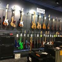 Photo taken at Guitar Center by kae s. on 2/19/2017