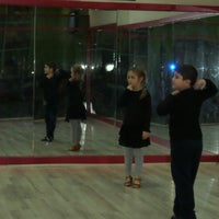 Photo taken at Seans Dance by Duygu on 12/4/2013