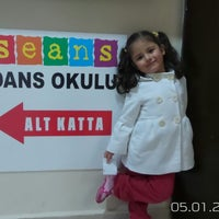 Photo taken at Seans Dance by Duygu on 1/5/2015
