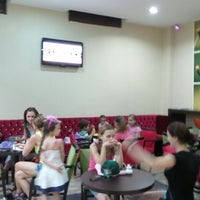 Photo taken at Seans Dance by Duygu on 6/14/2014