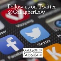 Photo taken at Gallagher & Associates Law Firm, P.A. by Charles G. on 2/12/2016