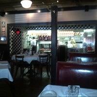 Photo taken at Majors Steak House by Eliot L. on 3/24/2013