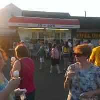 Photo taken at JoJo's Ice Cream by HDF ¤ on 5/30/2013
