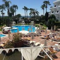 Photo taken at Hotel Iberostar Coral Beach by Alex R. on 4/6/2013
