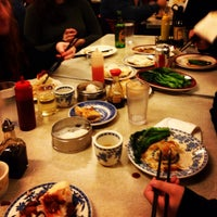 Photo taken at Nom Wah Tea Parlor by B Z. on 11/10/2013