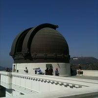 Снимок сделан в Обсерватория Гриффита пользователем Tom 3/23/2013