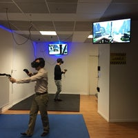 Photo prise au BeVirtual - Virtual Reality Arcade par Kathy B. le2/20/2018