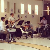 Photo taken at The Conservatory of Music by Coffee C. on 1/30/2014