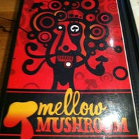 Photo taken at Mellow Mushroom by Tracy S. on 3/1/2013