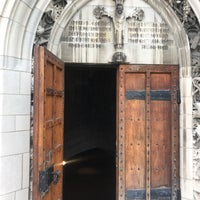 Photo taken at Trinity Church Cemetery & Mausoleum by jason h. on 4/7/2017