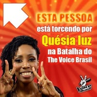 Photo taken at The Voice Brazil by Renata B. on 10/28/2012