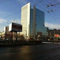 Снимок сделан в Преображенская площадь пользователем Alice B. 10/14/2012