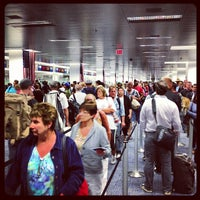 Photo taken at US Customs & Immigration by Evan B. on 4/20/2013