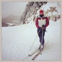Photo taken at Cannon Mountain Ski Area by Evan B. on 3/3/2013
