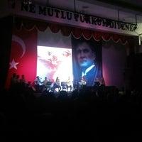 Photo taken at Şereflikoçhisar Ticaret Meslek Lisesi by İlkim T. on 3/19/2015
