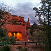 Photo taken at Enchantment Resort by Doris S. on 12/28/2012