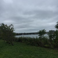 Photo taken at Fort Totten Park by Gianna A. on 10/1/2016