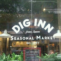 Photo taken at Dig Inn by Abby D. on 9/28/2012